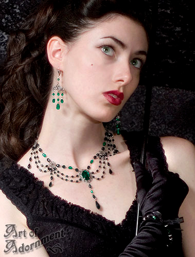 Art of Adornment Ebay Store: Victorian Gothic Jewelry & Costume Accessories