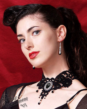 Art of Adornment Ebay Store: Victorian Gothic Jewelry & Accessories