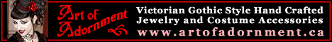 Art of Adornment ~ Victorian, Gothic and Renaissance Jewelry & Accessories