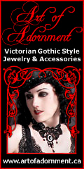 Art of Adornment ~ Victorian Gothic Jewelry and Accessories 120x240 banner 14