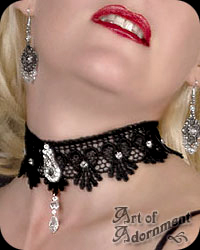 Art of Adornment Victorian Gothic Jewelry and Accessories