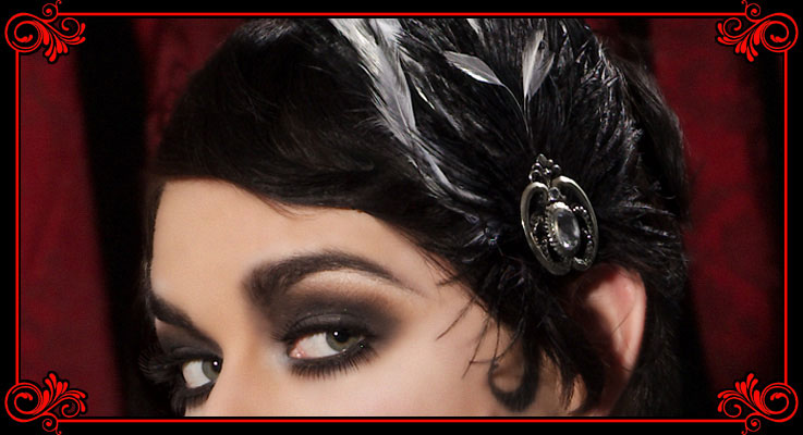 Art of Adornment Victorian Gothic Jewelry and Accessories Hair Clips